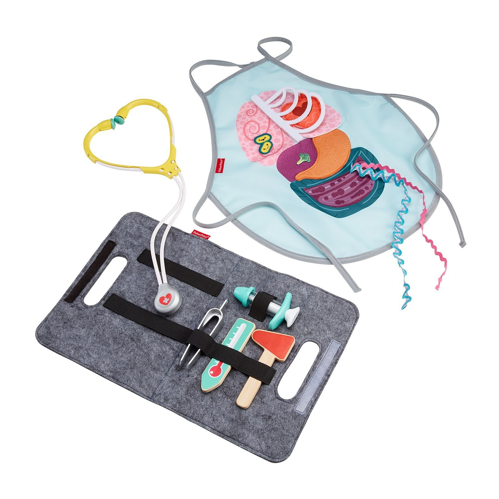 Fisher-Price - Patient and Doctor Kit (GGT61)