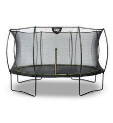 EXIT - Silhouette Trampoline ø 366 cm - Black (12.93.12.00)