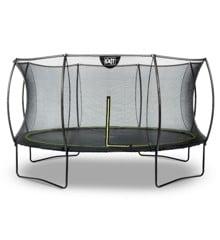EXIT - Silhouette Trampoline ø 427 cm - Black (12.93.14.00)