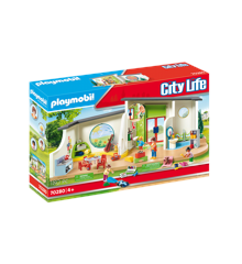 Playmobil - Børnehaven Regnbuen (70280)