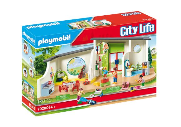 Playmobil - Rainbow Daycare (70280)