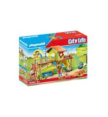 Playmobil - Eventyrlegeplads (70281)