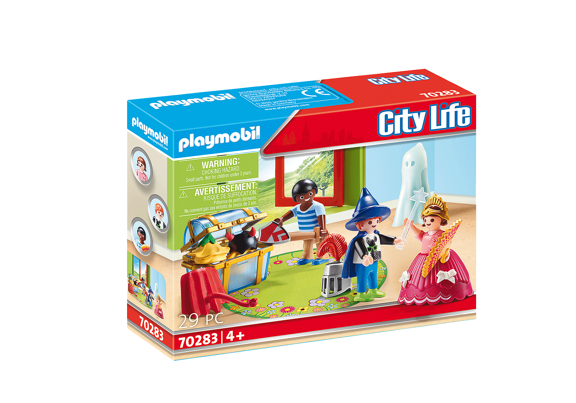 Playmobil - Children with Costumes (70283)