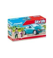 Playmobil - Family with Car (70285)
