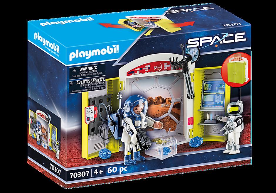 Playmobil - Mars Mission Play Box (70307)