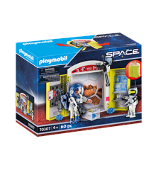 Playmobil - På Rumstationen - Legeæske (70307)