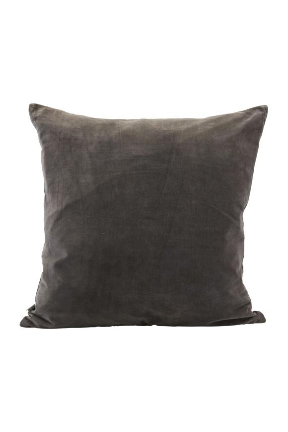 House Doctor - Velv Pillowcases - Grey (AB1316/203531316)