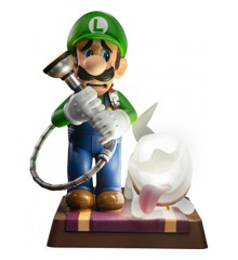 First4Figures - Luigi's Mansion: Luigi & Polterpup (Collectors) 25cm PVC