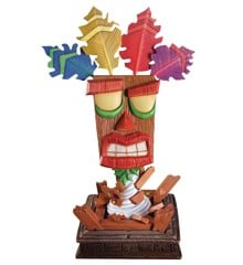 First4Figures - Crash Bandicoot Aku Aku Mask (Life Size) RESIN Statue