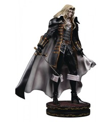 First4Figures - Castlevania: Symphony of the Night (Alucard) RESIN Statue