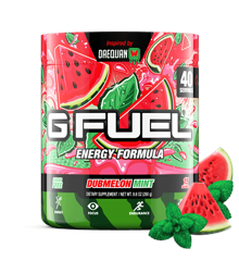 G Fuel - DubMelon Mint  40 Servings