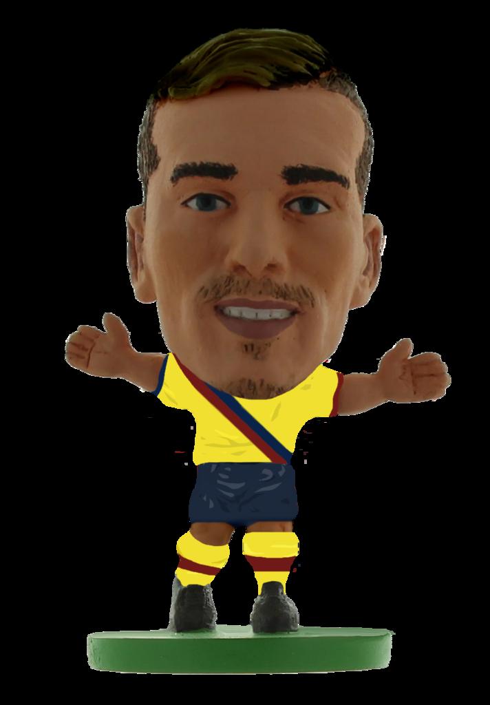 Soccerstarz - Barcelona Antoine Griezmann - AWAY KIT (2020 version)