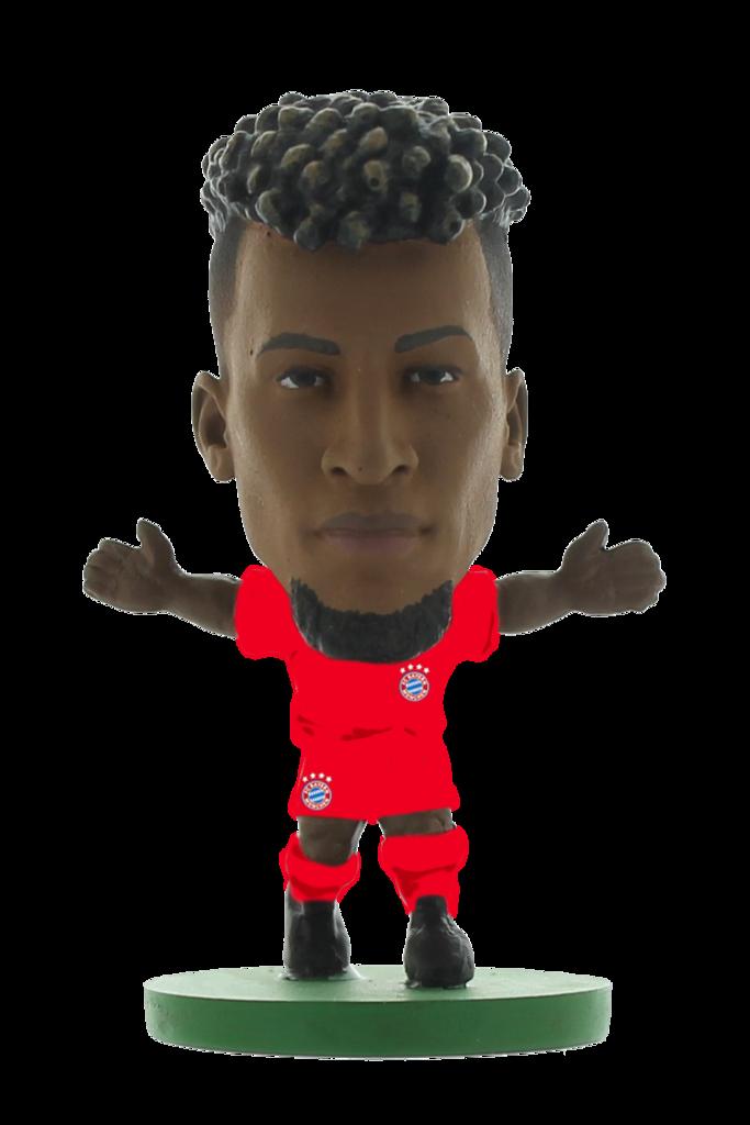 Soccerstarz - Bayern Munich Kingsley Coman - Home Kit (Classic Kit)