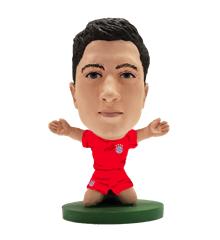 Soccerstarz - Bayern Munich Robert Lewandowski - Home Kit (Classic Kit)