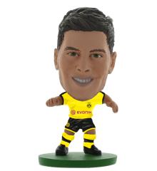 Soccerstarz - Borussia Dortmund Julian Weigl - Home Kit (2020 version)