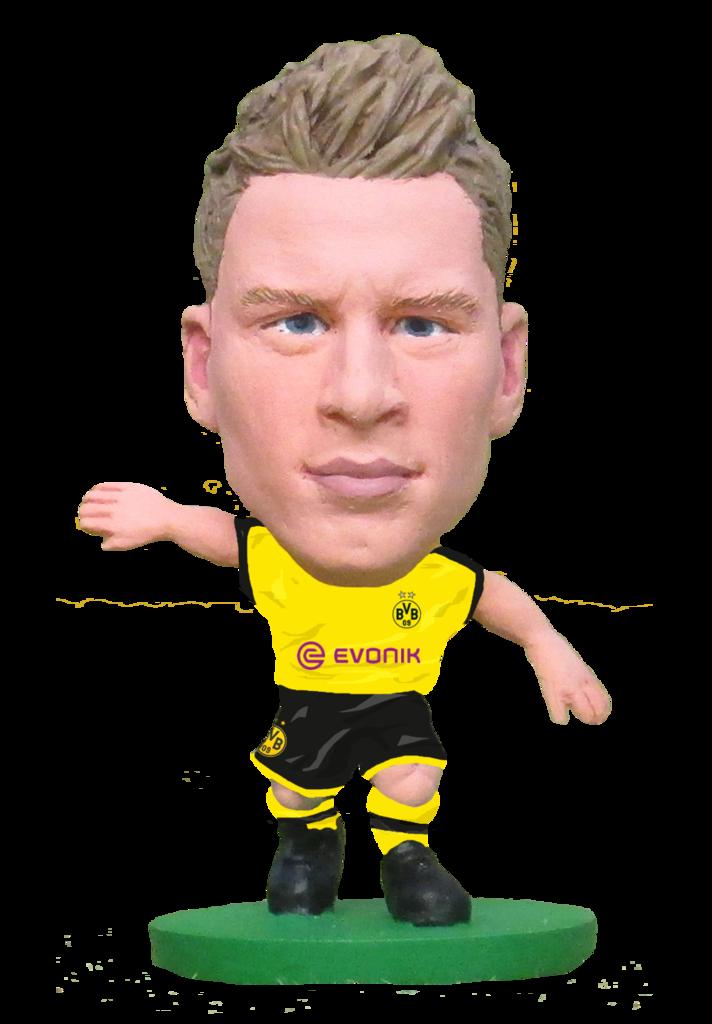 Soccerstarz - Borussia Dortmund Lukasz Piszczek - Home Kit (2020 version)