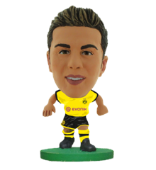 Soccerstarz - Borussia Dortmund Mario Gotze - Home Kit (2020 version)