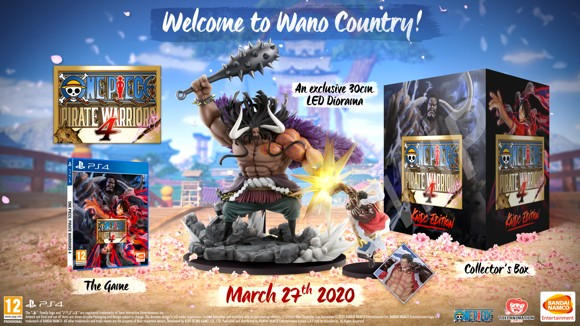 One Piece: Pirate Warriors 4 (Collector's Edition)
