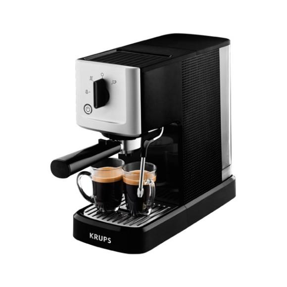 Krups - Calvi Espressomaskine - Sort
