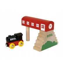 BRIO - Klassisk station (33615)