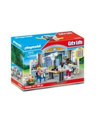 Playmobil - Legekasse - Hos dyrlægen (70309)