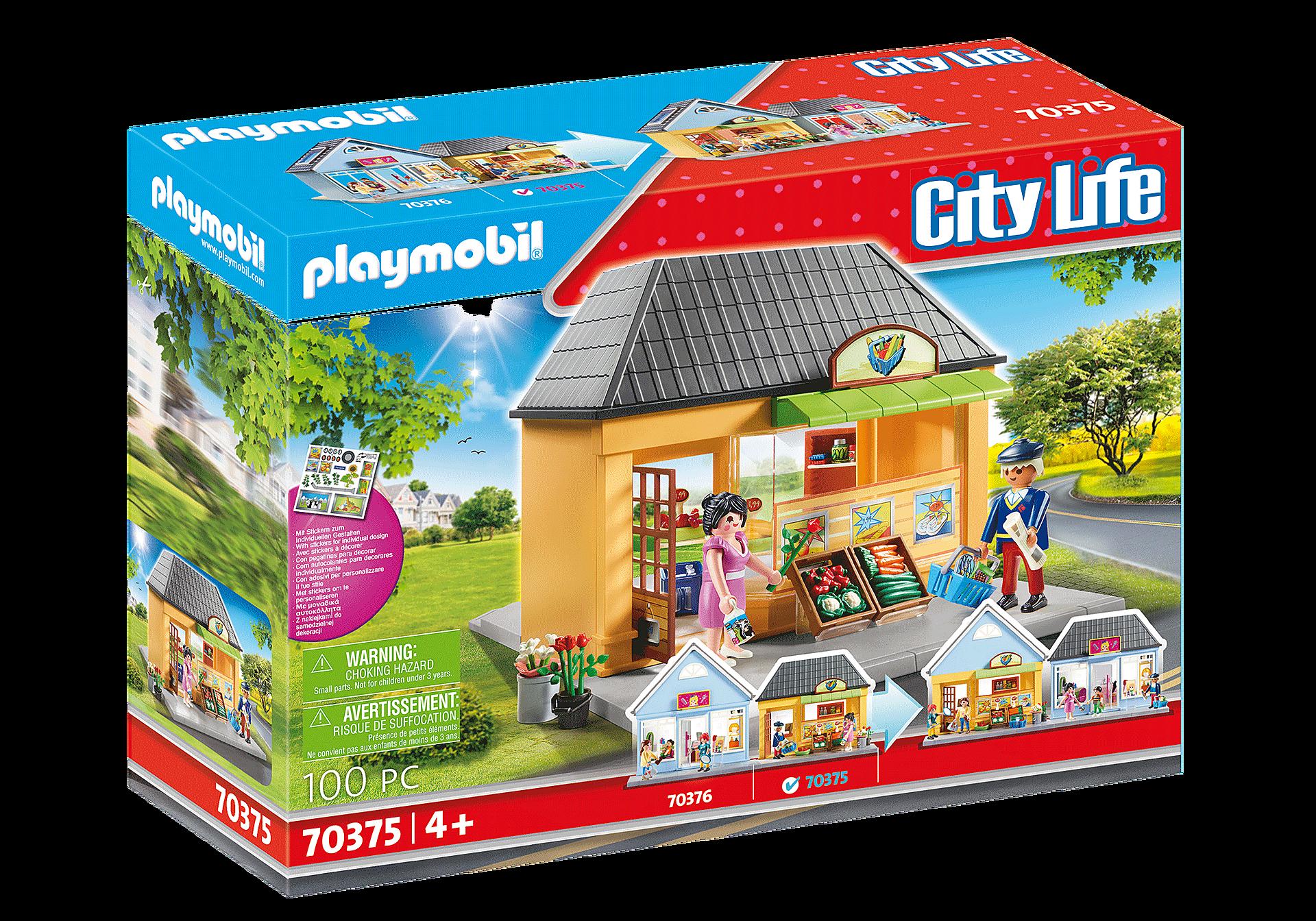 Playmobil - My Supermarket (70375)