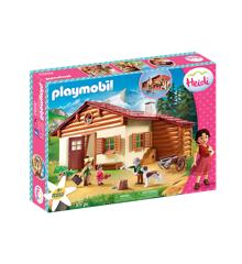 Playmobil - Heidi at the Alpine Hut (70253)