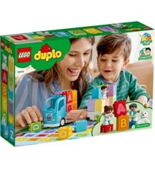 LEGO DUPLO - Alfabetvogn (10915)