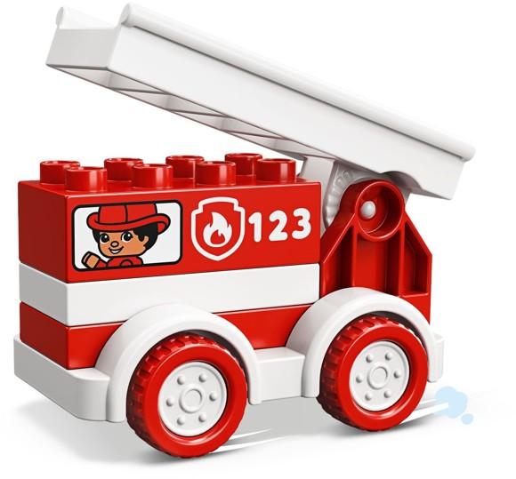 LEGO DUPLO - Fire Truck (10917)