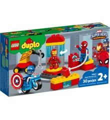 LEGO DUPLO - Superhelte-laboratorium (10921)