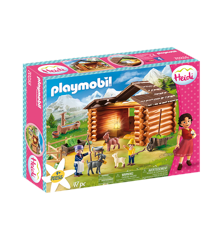 Playmobil - Peters gedestald (70255)