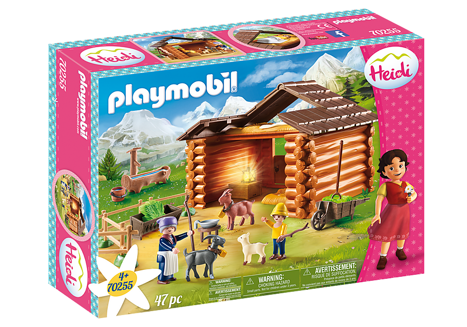 Playmobil - Peter's Goat Stable (70255)