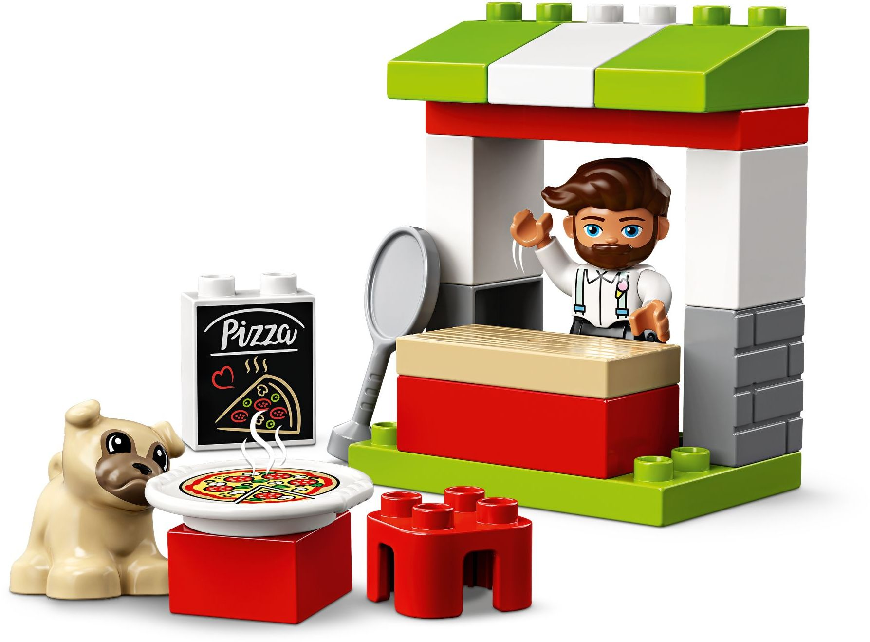 LEGO DUPLO - Pizza Stand (10927)