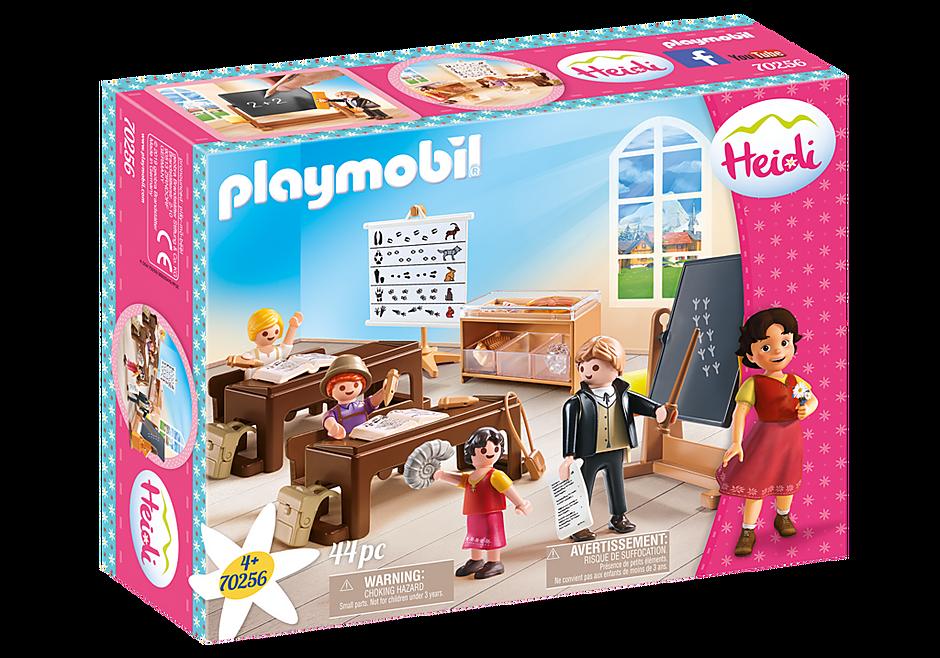 Playmobil - School Lessons in Dörfli (70256)