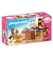 Playmobil - Keller's Village Shop (70257)