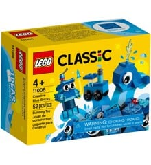 LEGO Classic - Creative Blue Bricks (11006)