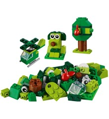 LEGO Classic - Creative Green Bricks (11007)