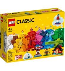 LEGO Classic - Klodser og Huse (11008)