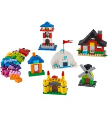LEGO Classic - Bricks and Houses (11008)