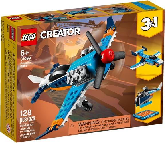 LEGO Creator - Propeller Plane (31099)