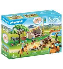 Playmobil - Sommerlejr (70329)