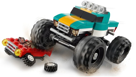 LEGO Creator - Monster Truck (31101)