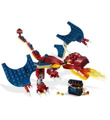 LEGO Creator - Fire Dragon (31102)