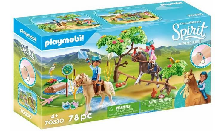 Playmobil - River Challenge (70330)