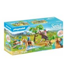 Playmobil - Udfordring ved floden (70330)