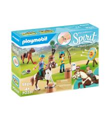 Playmobil - Udendørs eventyr (70331)