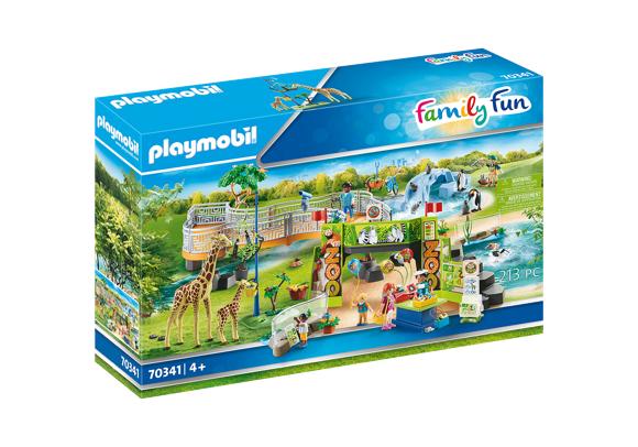 Playmobil - Large City Zoo (70341)