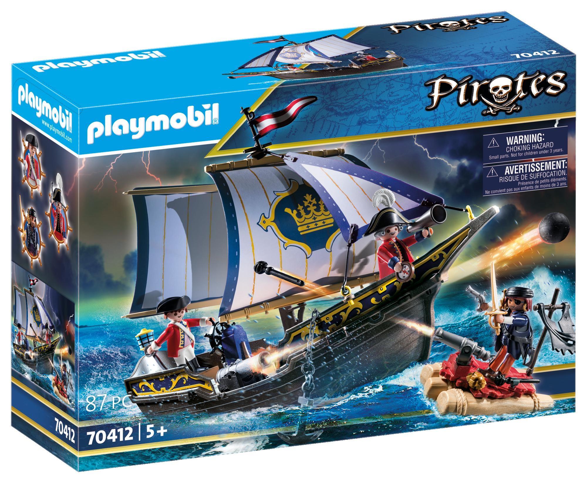 Playmobil - Redcoat Caravel (70412)