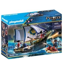 Playmobil - Rødjakkesejler (70412)