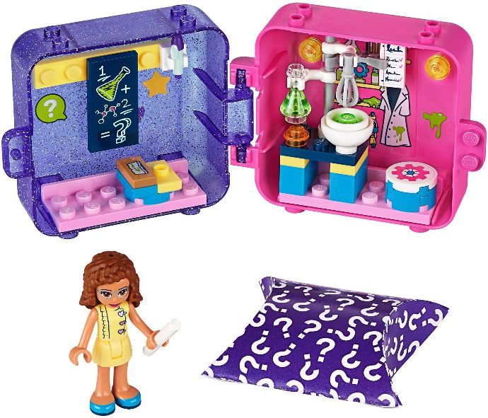 LEGO Friends - Olivia's Play Cube (41402)